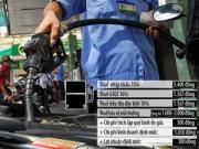 Tin tức - Giá xăng sẽ tăng mạnh?
