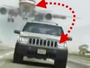 Clip Eva - Clip dàn dựng vụ va chạm máy bay và ô tô gây ấn tượng