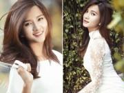 """Làng sao - Kim Tuyến đẹp tinh khôi """"vạn người mê"""""""