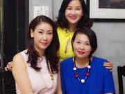 Làng sao - Cựu mẫu Minh Anh đẹp mặn mà bên bạn thân Hà Kiều Anh