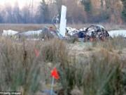 Tin quốc tế - Pháp: Máy bay du lịch rơi, 4 mẹ con chết thảm