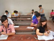 Giáo dục - Bộ GD-ĐT: Đề thi THPT Quốc gia chủ yếu ở lớp 12