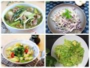 Bếp Eva - Ngon mê bữa cơm chiều thứ 7