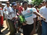 Tin quốc tế - Chìm phà ngoài khơi Myanmar, 50 người thiệt mạng và mất tích