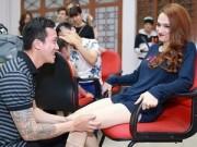 """Làng sao sony - Hương Giang Idol được bạn trai """"cưng như trứng"""""""