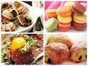 Bếp Eva - Ngất ngây các món ăn lừng danh nước Pháp