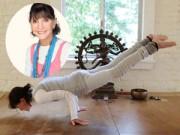 Làm đẹp - Cụ bà vô tư tập yoga, khiêu vũ ở tuổi 90