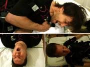 Mang thai 6-9 tháng - Xem các ông chồng quằn quại trong cơn đau đẻ