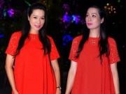 """Người nổi tiếng - Trịnh Kim Chi mang bầu 6 tháng vẫn """"chăm cày"""""""