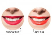 Làm đẹp - Chọn son môi sao cho hàm răng không bị ố vàng