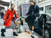 Xu hướng thời trang - Những cô nàng làm loạn đường phố bằng quần áo