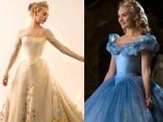 """Những điều ít biết về váy đầm phim """"Cinderella"""""""