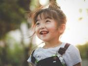 Nuôi con - Chùm ảnh bé gái Sài Gòn 4 tuổi xinh như thiên thần