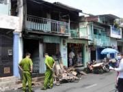 Tin trong nước - TPHCM: Cháy nhà trong đêm, một em nhỏ tử vong