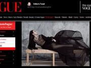 """Ảnh đẹp Eva - MC Huyền Ny táo bạo """"thả rông"""" trên Vogue Ý"""
