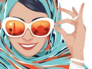 """Sách hay - Một Ả Rập rất khác trong """"Những tiểu thư Hồi giáo"""""""