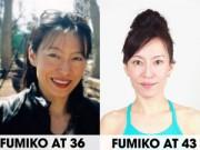 Nhân vật đẹp - Tập yoga cho khuôn mặt để trẻ hơn cả chục tuổi