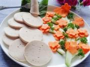 Món ngon - Cách làm giò gà mịn như giò lụa