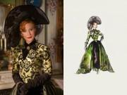 """Xem & Đọc - Ngất ngây với trang phục trong phim """"Cinderella"""""""