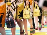"""Phụ kiện - Mê đắm túi xách tới từ """"thánh đường"""" thời trang"""