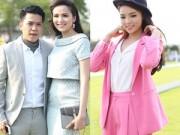 Thời trang Sao - Diễm Hương sành điệu bên cạnh Kỳ Duyên
