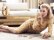 Thời trang - Gợi ý thời trang U40 từ minh tinh mắt biếc - Cate Blanchett