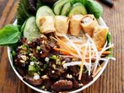 Bếp Eva - Bún thịt nướng cho ngày... lười ăn cơm