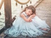 """Làm mẹ - """"Liêu xiêu"""" với bé Việt lai Trung đẹp như thiên sứ"""