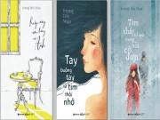 Sách hay - Ra mắt ba cuốn sách của nhà văn Hồng Kông Trương Tiểu Nhàn