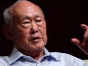 """""""Cha đẻ"""" của Singapore Lý Quang Diệu qua đời"""