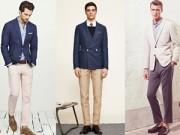 Tư vấn mặc đẹp - 17 nguyên tắc mặc đẹp giúp chàng cao lớn tức thì