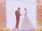 Hậu trường - Ngắm đám cưới lãng mạn của Người đẹp không tuổi Cbiz