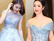 Thời trang Sao - Sao Việt hóa thân lộng lẫy thành Cinderella