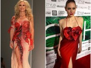 Xem & Đọc - Sao Hollywood đua nhau diện trang phục Quỳnh Paris