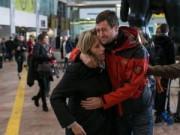 Tin quốc tế - Máy bay rơi ở Pháp: Thân nhân hành khách đau đớn chờ tin