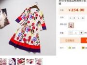 """Trên sàn Catwalk - Thời trang Việt Nam bất ngờ bị """"đạo"""" tại Trung Quốc"""