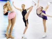 Nhân vật đẹp - Những tư thế trượt băng nghệ thuật tuyệt đẹp