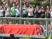 Dòng người Singapore tiễn đưa cựu Thủ tướng Lý Quang Diệu