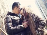 Hậu trường - Hương Giang Idol lãng mạn hôn bạn trai trên đường phố