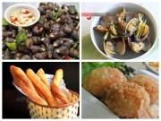 Thực đơn – Công thức - Mê mẩn 4 món ăn vặt nóng hổi ngày mưa