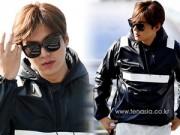 Hậu trường - Lee Min Ho căng thẳng sau khi xác nhận hẹn hò