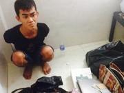 Pháp luật - Băng cướp nghiện ngập sa lưới