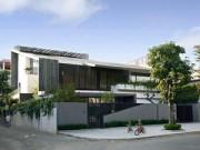 Không gian đẹp - Biệt thự Hà Nội sừng sững cây xanh giữa nhà