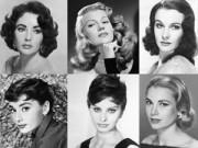 Làm đẹp - Nghệ thuật trang điểm cổ điển của sao thập niên 50