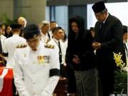 Tin quốc tế - Lãnh đạo các nước tới Singapore, tiễn biệt ông Lý Quang Diệu