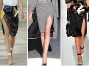 """Thời trang - Đừng để đồng nghiệp """"ngứa mắt"""" vì chiếc váy ngắn"""
