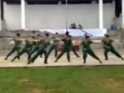 """Clip Eva - Các chiến sĩ nhảy """"Không phải dạng vừa đâu"""" cực chất"""