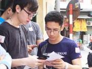 Tin tức - Sinh viên Hà Nội hào hứng tìm hiểu văn hóa phố cổ