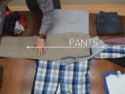 Clip Eva - Mẹo nhỏ sắp xếp quần áo, đồ dùng cực gọn gàng nhanh chóng