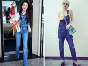 Thời trang Sao - Tuần qua, sao Việt mặc trẻ trung và phá cách bất ngờ